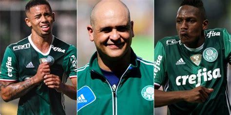 Ranking Palmeiras | Os 25 melhores jogadores da década do ...