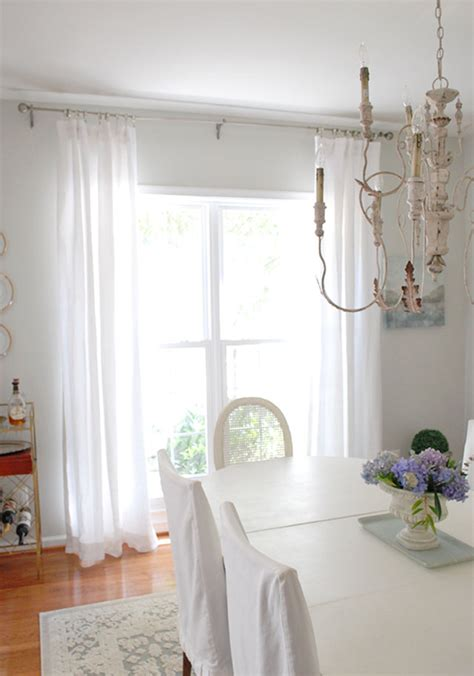 Drapes For Dining Room - dining room updates including new linen draperies 11