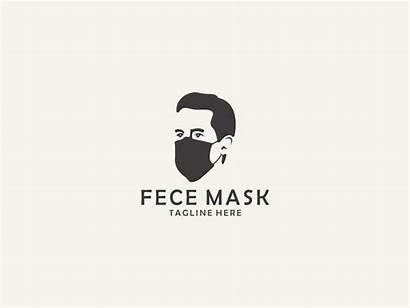 Mask Face Dribbble