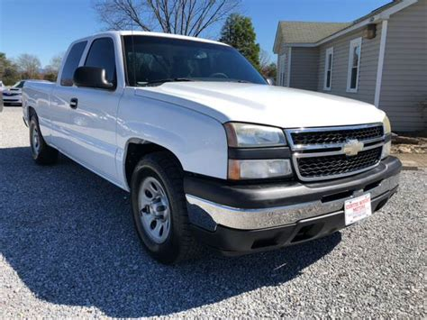 chevrolet silverado  classic ls dr extended cab