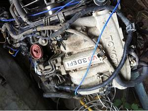 Toyota V6 3 0 Efi Engine And Drivetrain Central Saanich