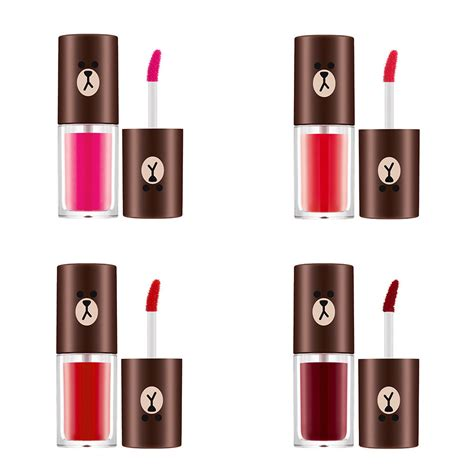 Jual Missha X Line the rebel sweetheart sneak peek missha x line friends