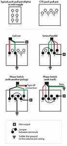 Cts A500k Push  Pull Long Shaft Potentiometer