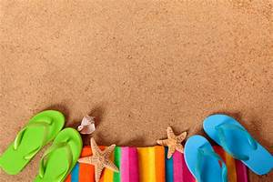 Summer Flip Flops Wallpaper - WallpaperSafari