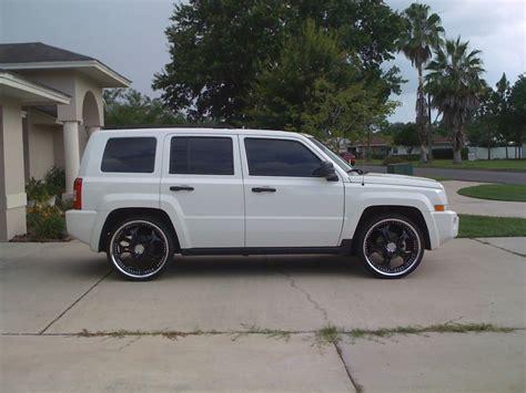 jeep patriot white jeep patriot