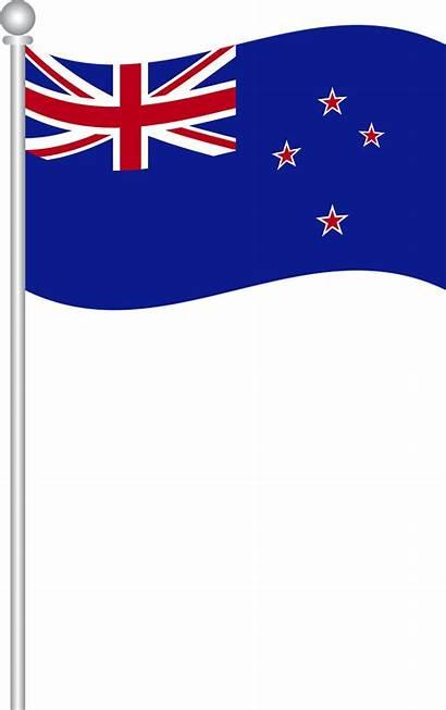 Flag Zealand Transparent Background Clipart Pixabay Clip