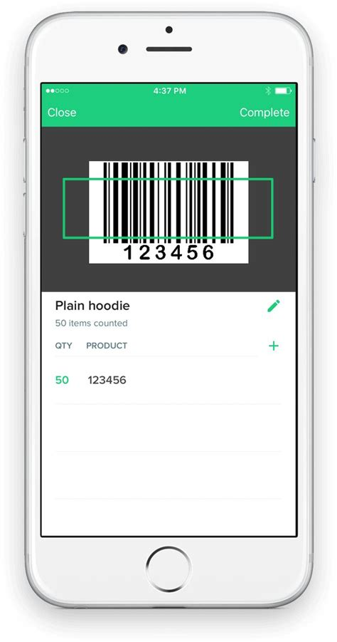iphone scanner app 1000 ideas about barcode scanner app on