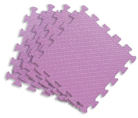tappeto glicine mat color 60 glicine set 4 pz nm fm604 light violet