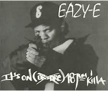 Alfa img - Showing   Dr  Dre Eazy-E 187Um Killa CD S On It  Its On (dr. Dre) 187um Killa
