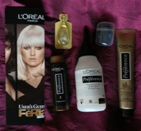 Review L'oreal Feria Color 3d In 45 French Roast