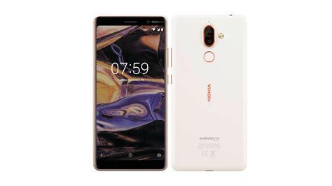 Wallpaper Nokia 7+, Smartphone, 4k, Hi-tech #17532