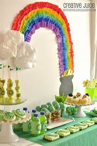 St Patrick's Day Rainbow Party & FREE Printables - Party ...