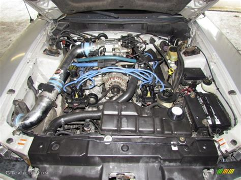 1998 Ford Mustang Gt Engine Specs