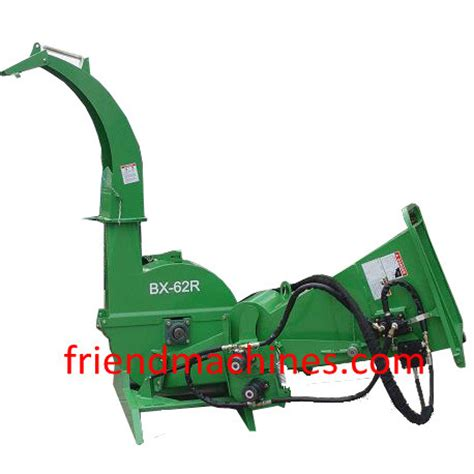 china bxr shredder tractor mounted wood chipper china