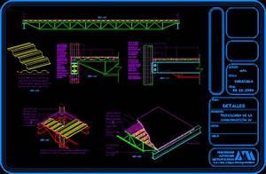 Losacero Details Dwg Detail For Autocad  U2013 Designs Cad