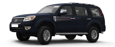 Ford Endeavour Tyres In India