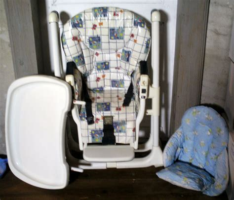 chaise haute bébé inclinable chaise bebe peg perego 28 images chaise haute peg