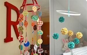 Mobile Baby Diy : diy baby nursery ideas car interior design ~ Buech-reservation.com Haus und Dekorationen