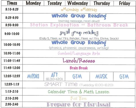 11 best day schedules images on day 903 | 5e8f5355f0ca85f6b68b3c2421054b28 classroom teacher kindergarten classroom