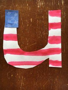 letter  crafts images   preschool