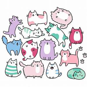 Happy #NationalCatDay this is my first #doodle with my new ...