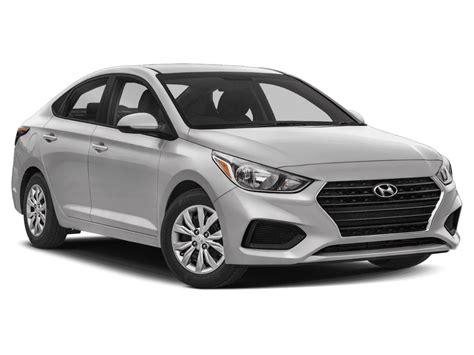 New 2019 Hyundai Accent Se 4dr Car In San Jose #h24611t