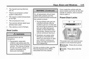 2012 Cadillac Srx Owners Manual
