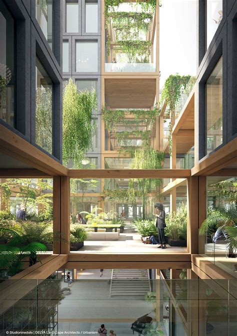 Rebel: A Dynamic Urban Design in Amsterdam - D.Signers