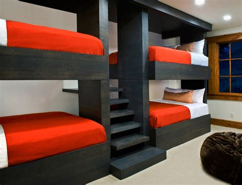 cool custom beds alder and tweed bunk beds for the stars