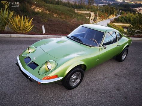 1973 Opel Gt For Sale by Classic 1973 Opel Gt Sport Coup 233 For Sale Dyler