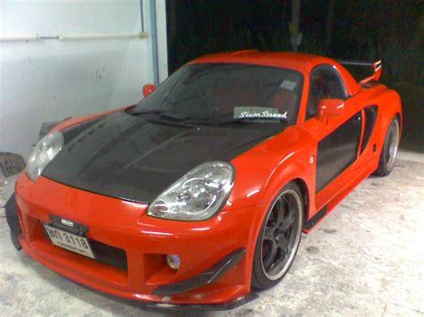 Toyota Mr2 Spyder Ferrari Body Kit