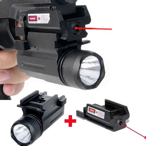 best laser light combo for glock 19 aliexpress com buy tactical rifle lights with red laser