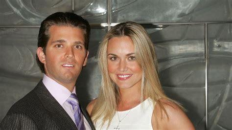 trump donald vanessa jr wife divorce reports insideedition