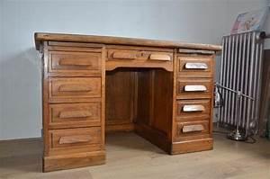 Bureau Ancien En Bois : bureau ancien occasion clasf ~ Carolinahurricanesstore.com Idées de Décoration