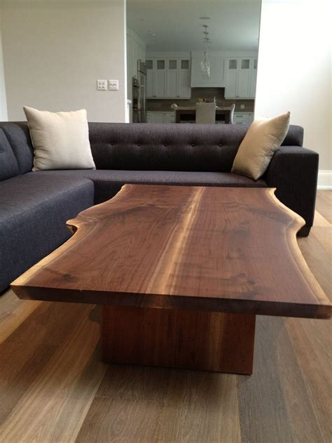 images  coffee tables  edge wood