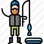 Fishing Ice Premium Icon Flaticon Icons Svg