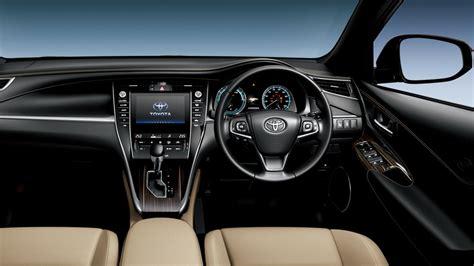 harrier lexus interior 2014 toyota harrier styling review engine design