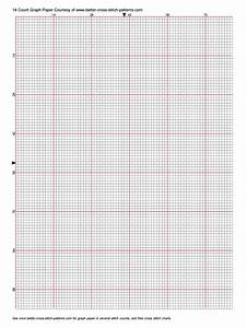 Printable Full Page Graph Paper Cross Stitch Grid Fill Online Printable Fillable