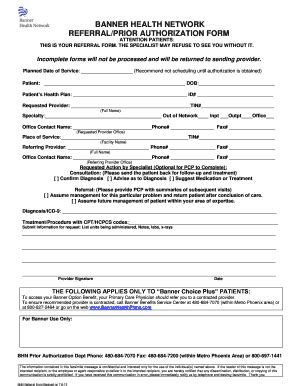 prior authorization forms fill printable