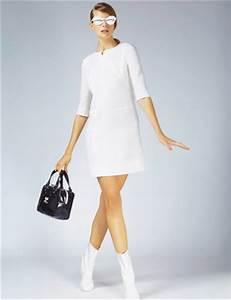 50 years old and always so young exciting things only With robes courrèges