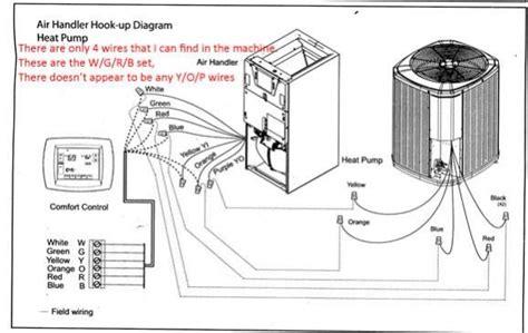 Heat Pump Thermostat Wiring Dream
