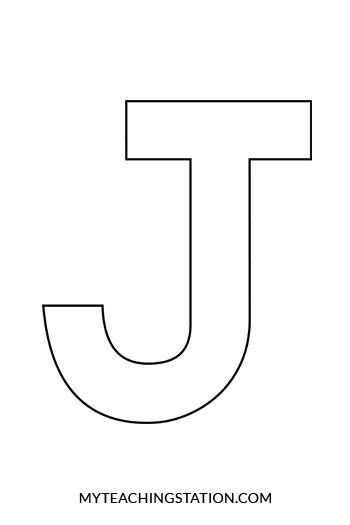 letter  craft jet myteachingstationcom