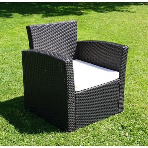 canapé résine tressée les concepteurs artistiques canape de jardin resine