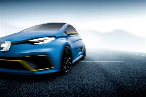Renault Zoe E Sport Concept Geneva Hd Cars 4k Wallpapers