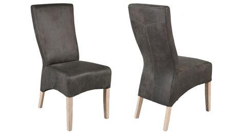 fly canapé convertible d angle lot de 2 chaises de salle à manger microfibre gris
