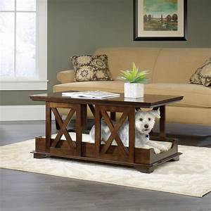 pet owner39s delight beautiful dog nooks that add to your With dog den furniture