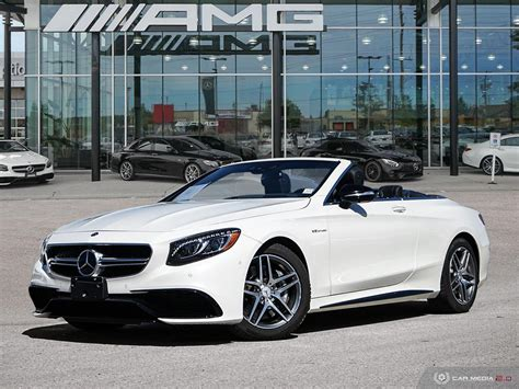 Register today to join the live salvage auction at salvageautosauction.com. Certified Pre-Owned 2017 Mercedes-Benz S-CLASS S63 AMG Convertible #L1083   Mercedes-Benz Canada ...