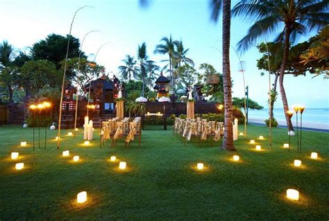 dreamy wedding venues packages the westin resort nusa