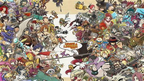 anime legend league of legends anime walldevil