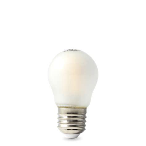 Lyvia Illuminazione Lade Filamento Led Satinate Lade Led Lade E